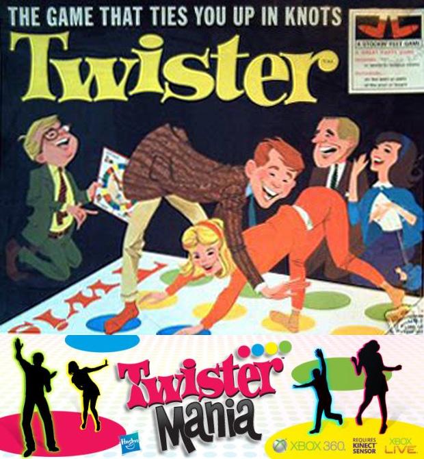 Twister Mania (Foto: Reprodução)