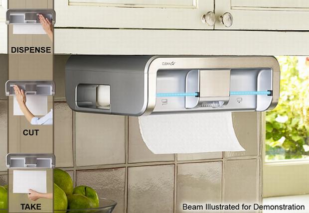 Automatic Paper Towel Dispenser (Foto: Divulgação)