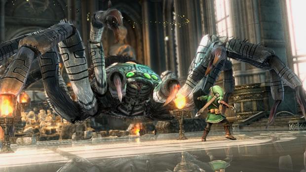 The Legend of Zelda, demo técnica para o Wii U (Foto: Divulgação)