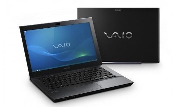 Sony VAIO S (Foto: Divulgação)