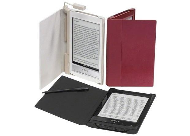 Sony e-reader (Foto: Divulgação)