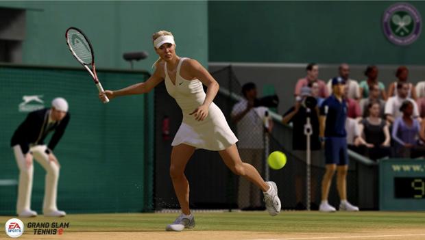 Grand Slam Tennis 2 (Foto: Divulgação)