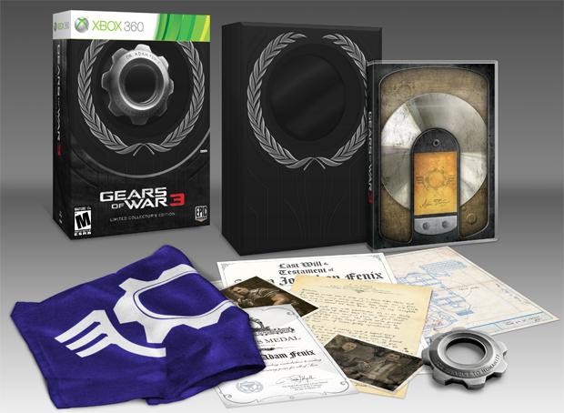 Gears of War 3 terá edições Limited e Epic no Brasil (Foto: Divulgação)