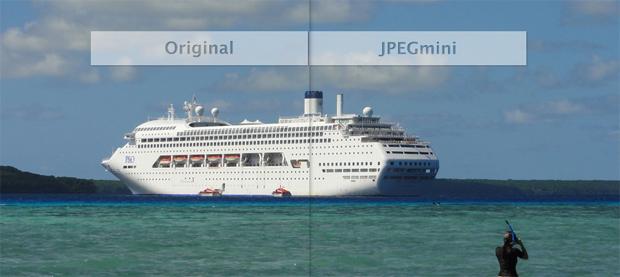 Segundo empresa, JPEGMini consegue diminuir arquivos de imagens sem perder qualidade. (Foto: Reprodução)