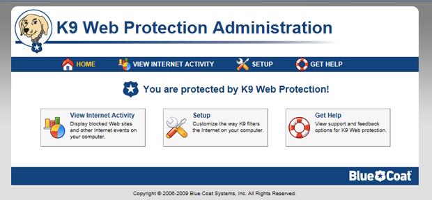 K9 Web Protection 4. (Foto: Divulgação)
