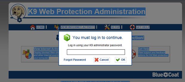 K9 Web Protection 4. (Foto: Reprodução)