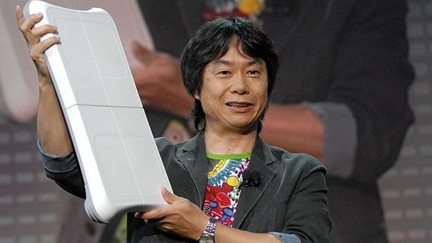 Miyamoto está trabalhando em Wii Fit melhorado para o Wii U (Foto: Divulgação)