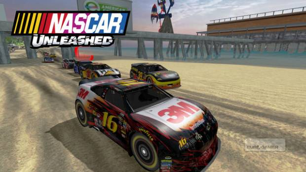 NASCAR Unleashed (Foto: Divulgação)