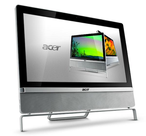 Novo Acer Aspire (Foto: Divulgação)