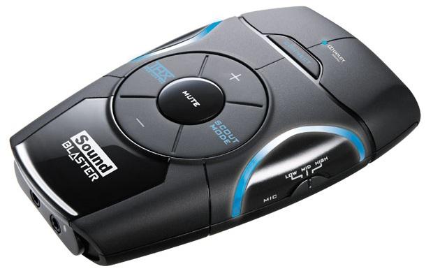 Creative Sound Blaster (Foto: Divulgação)