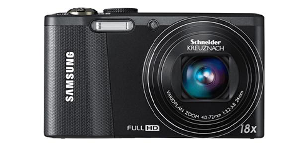 Samsung WB750 (Foto: Divulgação)