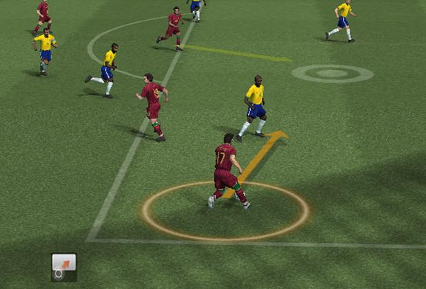Pro Evolution Soccer no Wii (Foto: Divulgação)