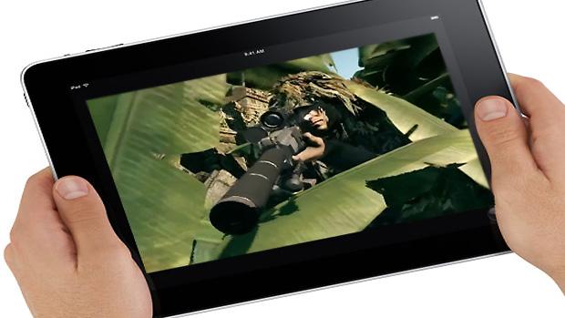 Sniper: Ghost Warrior iOS (Foto: Foto: Reprodução: Rafael Monteiro)