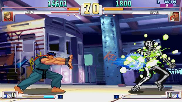 Street Fighter III: Third Strike (Foto: Joystiq)