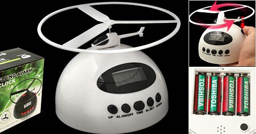 Helicopter Alarm Clock (Foto: Divulgação)