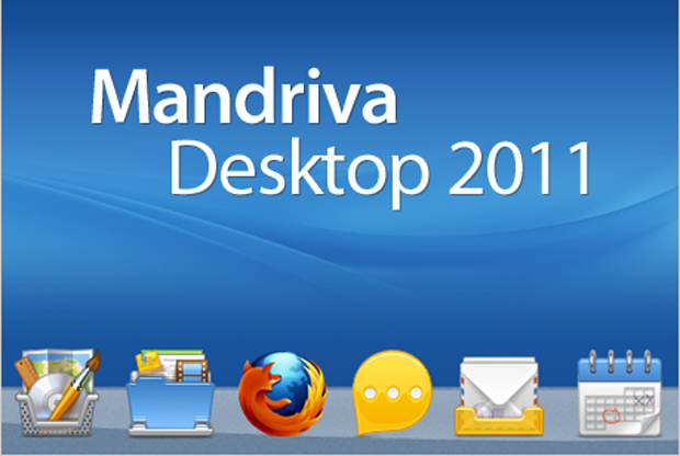 Mandriva Desktop (Foto: Divulgação)