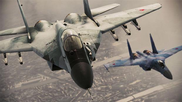 Ace Combat: Assault Horizon (Foto: Andriasang)