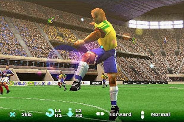 Ronaldo V-Football (Foto: Divulgação)