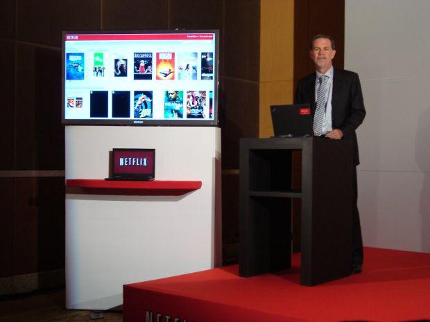 Netflix (Foto: Edurado Moreira)