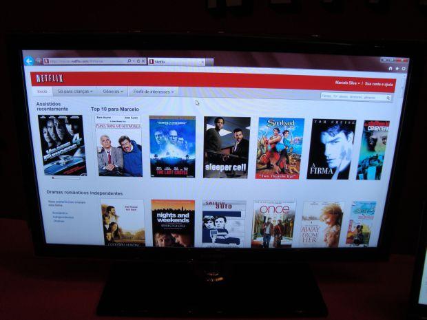 Netflix (Foto: Eduardo Moreira)
