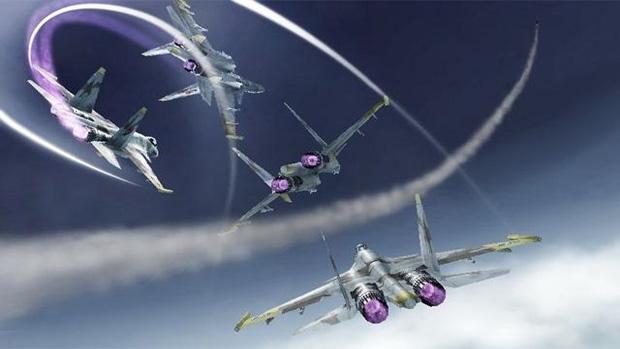 Ace Combat 3D (Foto: Siliconera)