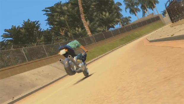 Grand Theft Auto: Vice City Rage (Foto: Divulgação)