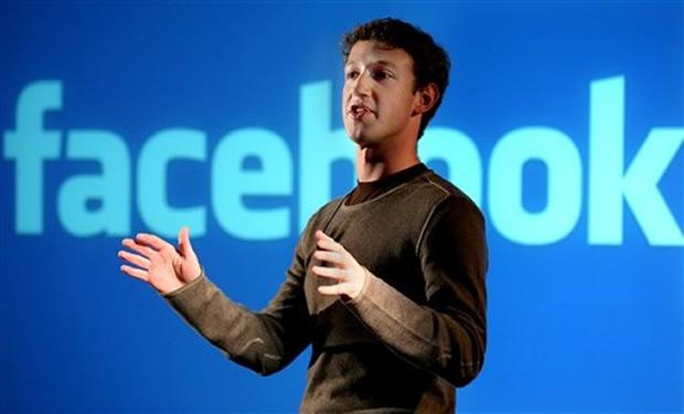 Mark Zuckerberg, do Facebook (Foto: Divulgação)