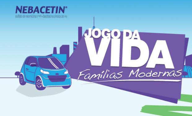 Jogo da Vida: Famílias Modernas (Foto: Divulgação)