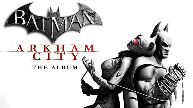 Batman: Arkham City The Album (Foto: Kotaku)