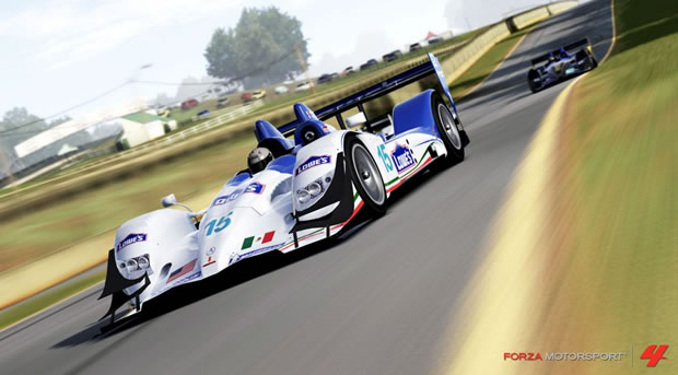 Forza Motosport 4 (Foto: Divulgação)