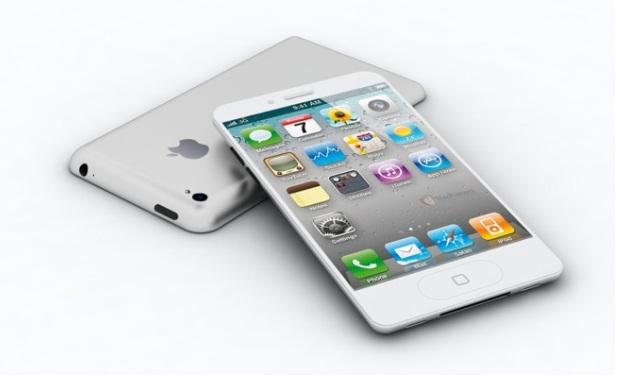 iPhone 5 (Foto: Reprodução)