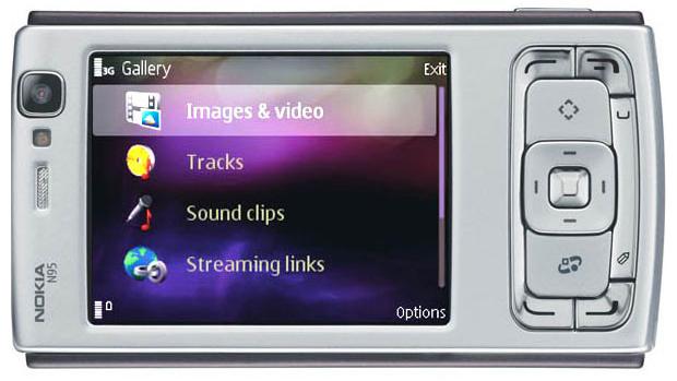 Nokia N95 (Foto: Reprodução)