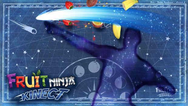 Fruit Ninja Kinect (Foto: Destructoid)