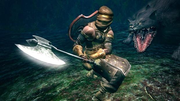 Dark Souls promete ser tão difícil quanto Demon's Souls (Foto: Divulgação)