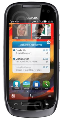 Axchange ActiveSync no Nokia (Foto: Divulgação)