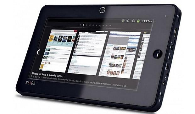 iBall Slide Tablet (Foto: Divulgação)