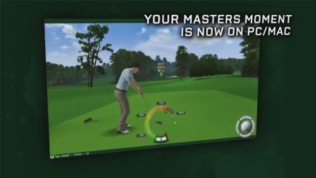 Tiger Woods PGA Tour 12: The Masters (Foto: Divulgação)
