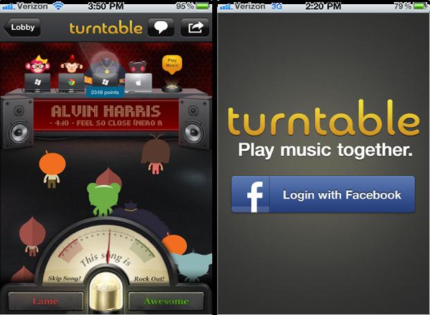 Turntable.fm (Foto: Divulgação)