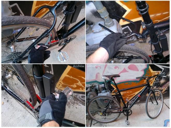 StayLocked Bicycle (Foto: Reprodução/Wired)