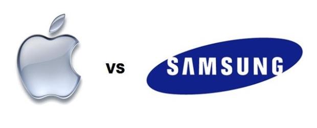 Apple vs Samsung (Foto: Arte)
