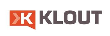 Logo do Klout (Foto: Divulgação)