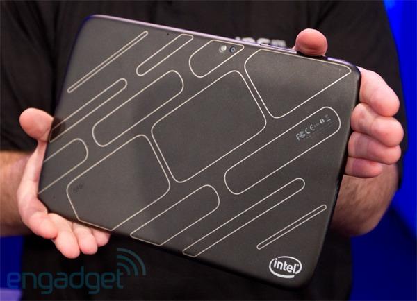 Tablet da Intel (Foto: Engadget/Reprodução)