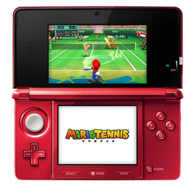 Mario Tennis 3DS (Foto: Divulgação)