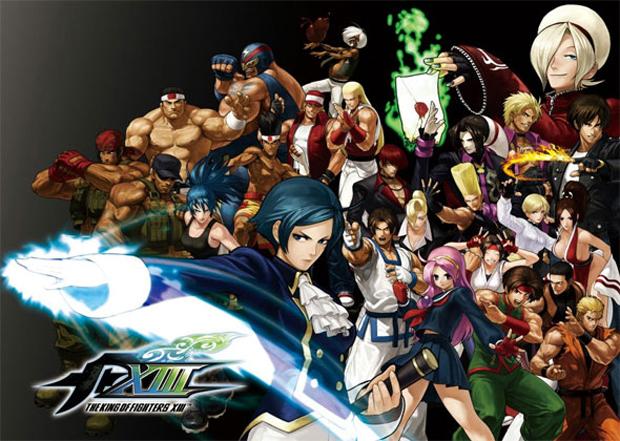 Prepare-se para The King of Fighters XIII (Foto: Divulgação)