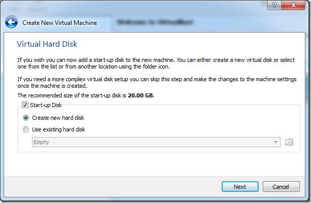 Instalação do windows 8 em uma máquina virtual. (Foto: Divulgação)
