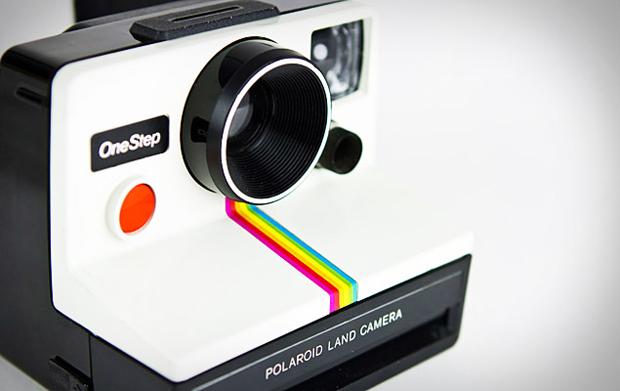 Polaroid Clássica (Foto: Reprodução)