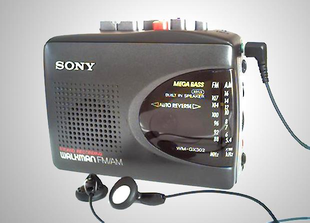 Sony Walkman (Foto: Reprodução)