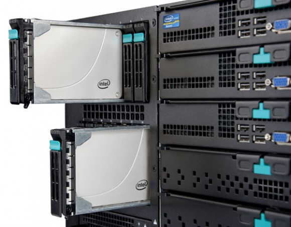 SSD da Intel. (Foto: Divulgação)