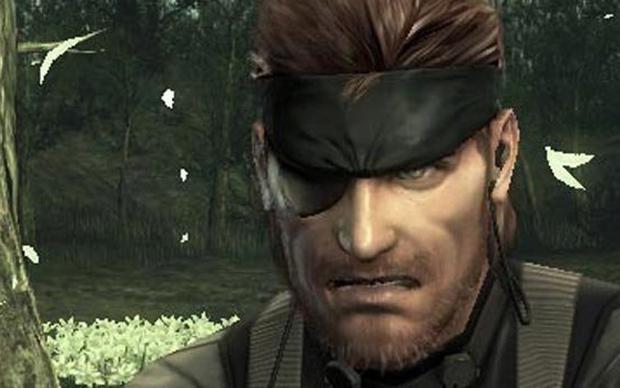 Metal Gear Solid 3D ganha novo trailer (Foto: Divulgação)
