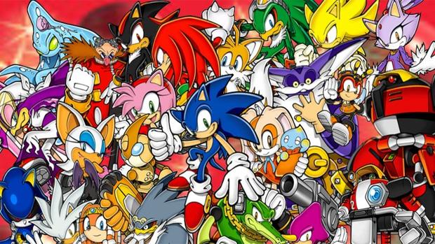 Sonic Generations terá amigos de Sonic, mas não jogáveis (Foto: Divulgação)